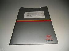 Werkstatthandbuch Seat Cordoba Vario Ibiza Elektrische Anlage ab Baujahr 1999