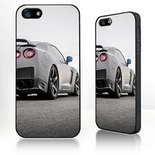 Skyline GTR R35 petrol head phone case for iPhone 5 5s 6 plastic phone case