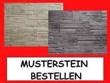 Musterstein, Verblender, Klinker, Dekorstein, Steinoptik Modell Creta