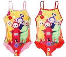 niña TELETUBBIES Tinky Winky Dipsy Bañador traje de baño 3A 6 años
