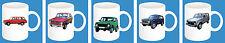 300ml Ceramic Mug with motif: LADA Car Models Coffee Mug Car