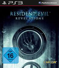 Sony PS3 Resident Evil Revelations Spiel komplett auf deutsch USK 16 günstig OVP