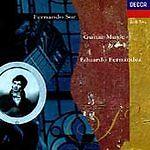 Eduardo Fernandez plays Guitar Music of Fernando Sor (Decca), , , Very Good