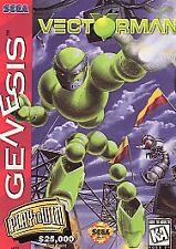 Vectorman (Sega Genesis, 1995) VINTAGE GAMES
