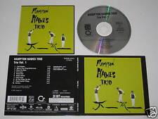 Hampton Hawes Trio/vol.1 (ZYX 20 316-2) CD Album