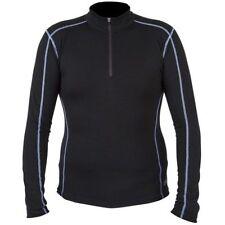 Spada Merino Men Motorcycle Motorbike Base Layers Long Sleeved Top Shirt