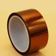 Hitzebeständiges Klebeband Kapton-Tape 5/10/20/30/50mm*30m Drucker Extruder O1U0