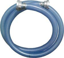 """Ansaugschlauch 2""""(50mm) Stahlspiralschlauch 2 x Storz C Längen 2m - 4m - 6m - 8m"""