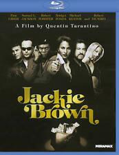 Jackie Brown Blu-ray Disc 2011 Quentin Taratino Pam Grier Samuel L Jackson Fonda