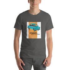 Zündapp Janus Microcar Short-Sleeve Unisex T-Shirt Isetta