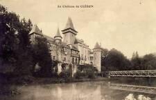 CPA LE CHATEAU DE CLAIRON