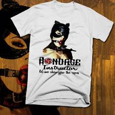 Bdsm Lets Play T-Shirt Bondage Ball Gag Safe Word, sizes S to 3XL, soft cotton