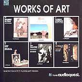 WORKS OF ART - NEW CD AudioQuest Robert Lucas Mokave