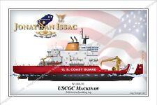 USCG,Icebreaker,MacKinaw,Cutter,WLBB,Great Lakes,Coast Guard,USCGC