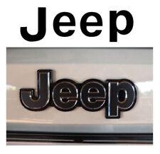 Cover adesiva per scritta Jeep Renegade dal 2014 cofano posteriore