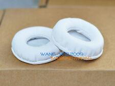 White Ear Pads Replacement Cushion For K430 Foldable Mini Headband Headphones