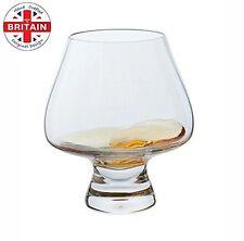 Personalised Dartington Crystal Armchair Spirits Swirler Whisky Glass