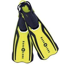Aqua Lung Schwimmflosse Amika Gelb-Schwarz Tauchflosse 3 Größen Auswahl