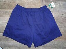 New Erick Hunter Fleece Shorts with pockets - Navy - 2X,3X,4X,5X