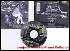 """WHITNEY HOUSTON """"I'm your baby tonight"""" (CD) 1990"""