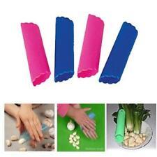 1pc Magic Silicone Garlic Peeler Peel Easy Useful Kitchen Cooking Tool New -Y2