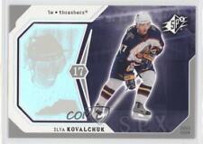 2003-04 SPx #5 Ilya Kovalchuk Atlanta Thrashers Hockey Card