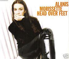 ALANIS MORISSETTE - Head Over Feet (UK 4 Tk CD Single)
