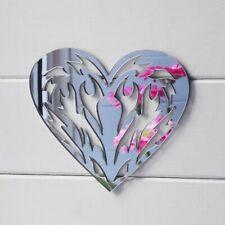 Tribal Tattoo Love Heart Acrylic Mirror
