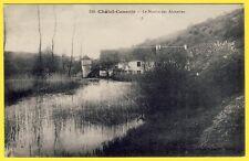 cpa 89 - CHÂTEL CENSOIR (Yonne) Le MOULIN des ALOUETTES