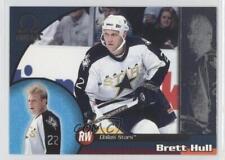 1998-99 Pacific Omega #70 Brett Hull Dallas Stars Hockey Card