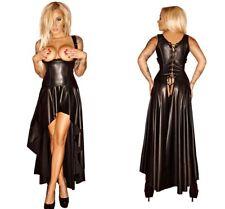 Auschecken Wählen Sie für offizielle Wählen Sie für authentisch Lange ärmellose Damenkleider Wet-Look günstig kaufen | eBay