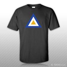 Myanmar Air Force Roundel T-Shirt Tee Shirt Free Sticker Burma MMR MM