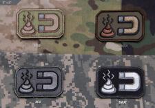 Mil Spec Monkey MSM $hit Magnet Morale Patch-Multicam-Desert-Woodland-SWAT