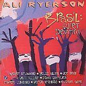 Brasil: Quiet Devotion - Ali Ryerson (CD 1997)