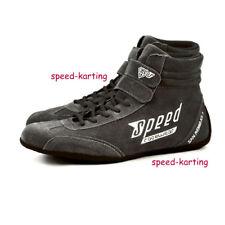 Speed Kartschuhe Grau - San Remo KS-1 - Kart Motorsport Schuhe - Karting Shoes