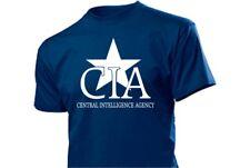 Cia Central Intelligence Agence Camiseta Nsa Fbi USA Gr S-XXL Agent Policía