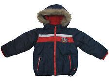 CFL Kapuzenjacke Winterjacke Jacke blau rot grau