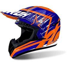 Airoh Switch MX Helmet Startruck Blue MX Motocross Off-Road Enduro Quad ATV