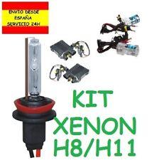 Kit Xenon 2 Bombillas H8 H9 H11 35W 55W Balastros 2 Faros Luz Toyota Nissan HID