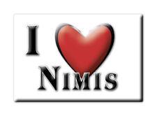 CALAMITA FRIULI VENEZIA GIULIA FRIDGE MAGNET MAGNETE SOUVENIR LOVE NIMIS (UD)