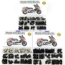 Fairing Bolts Kit Bodywork Screws For Yamaha 2001-2011 Tmax500 2006 2007 2008
