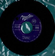 TONY DALLARA e I CAMPIONI  disco 45 giri MADE in ITALY Brivido blu + Condannami