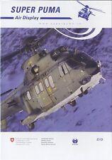 Super Puma - Air Display ( Helikopter Kunstflug-Programm ) DVD NEU OVP