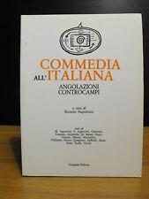 LA COMMEDIA ALL'ITALIANA - NAPOLITANO RICCARDO  (N3)