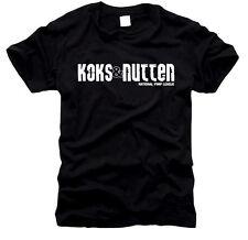 KOKS & NUTTEN - Herren-T-Shirt, Gr. S bis XXL