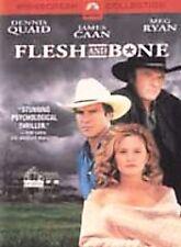 Flesh and Bone 1993 (DVD, 2002) RARE - OOP - Dennis Quaid - Meg Ryan Brand New