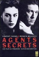 Dvd **AGENTS SECRETS** con Vincent Cassel Monica Bellucci nuovo sigillato 2004