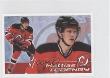 2011-12 Panini Album Stickers #94 Mattias Tedenby New Jersey Devils Hockey Card
