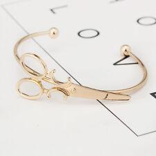 Bracelets amoureux mode nouveau ciseaux styles uniques ouverture moderne chaud