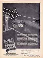 1964-1965-1966 FORD MUSTANG DRAG RACING  ~ ORIGINAL CRANE CAM PRINT AD